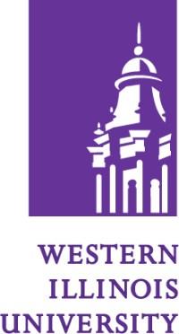 Western Illinois U logo