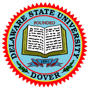 Delaware State University seal