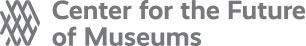 Center for the Future of Museums logo