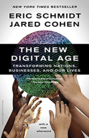The New Digital Age, cover