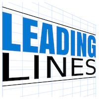 Leading Lines podcast logo