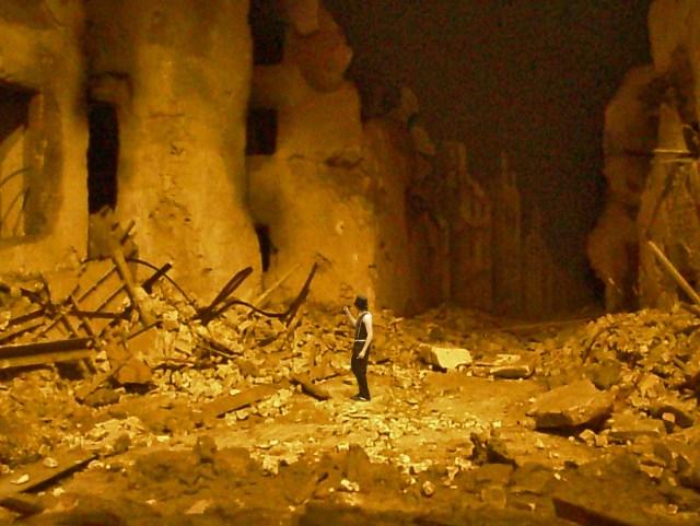 post apocalypse by 70023venus2009