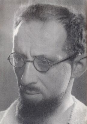 Geoffrey Pyke portrait