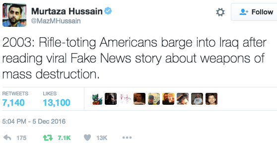 tweet-fake-news-iraq-invasion