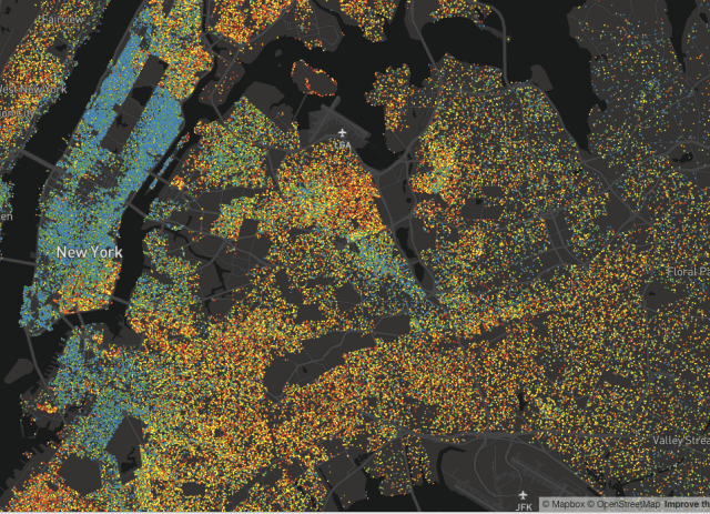 Educational attainment_NYC