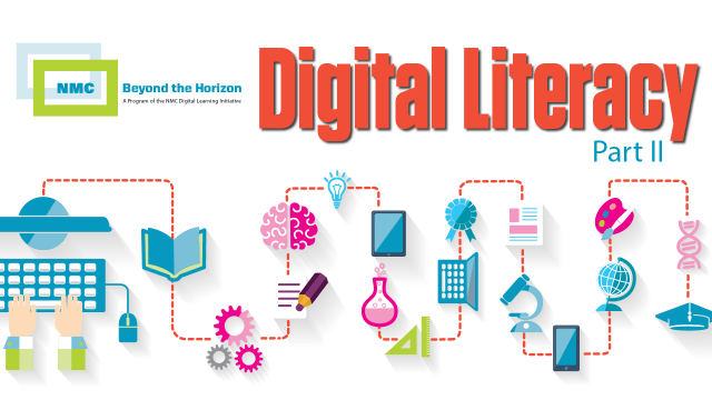 NMC Beyond the Horizon - Digital LiteracyPartII_1280