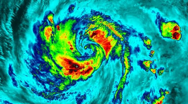 forecast hurricane_NASA Goddard