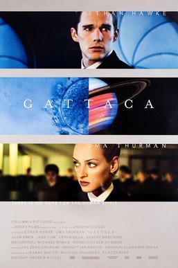 Gattaca poster