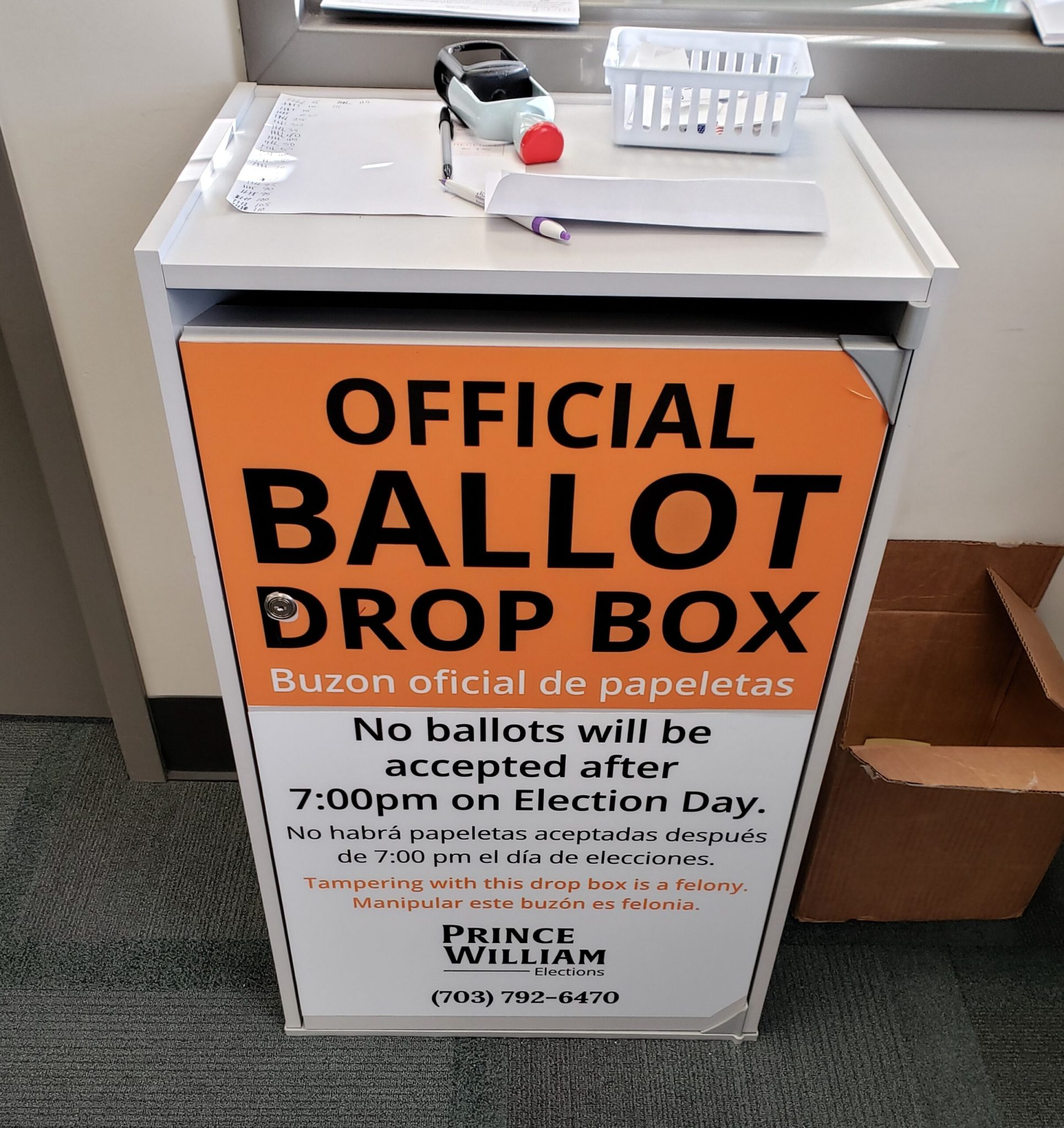 Election Day in the United States: what are you seeing in and around academia?