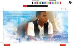 BOBBY V Album Artwork design