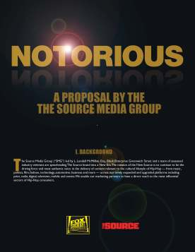 Magazine Layout: The Source Magazine