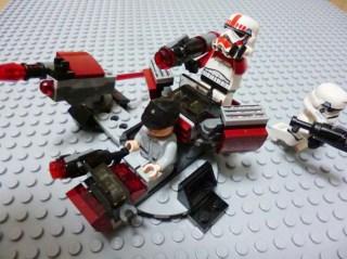 Galactic Empire Battle Pack 11