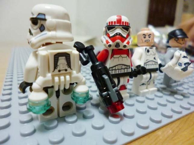Galactic Empire Battle Pack 15