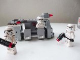 Lego Star Wars Imperial Troop Transport Review 19