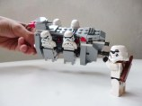 Lego Star Wars Imperial Troop Transport Review 20
