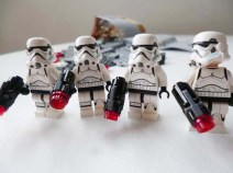 Lego Star Wars Imperial Troop Transport Review 6