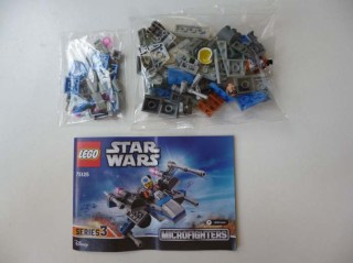 Lego Star Wars Resistance X Wing fighter 4