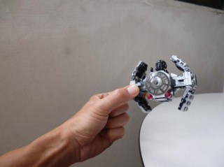 Lego Star Wars TIE Advanced Protoype 10