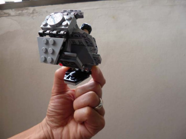 Lego Star Wars TIE Advanced Protoype 12