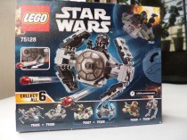 Lego Star Wars TIE Advanced Protoype 2