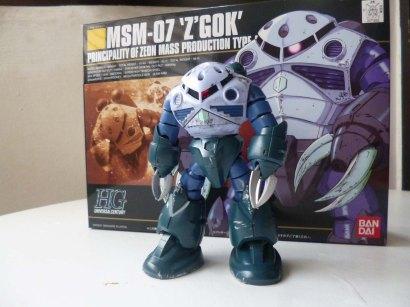 MSM-07 %22Z'GOK%22 2