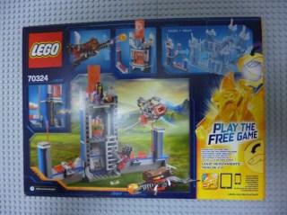 Lego Nexo Knight Merlok's Library 4
