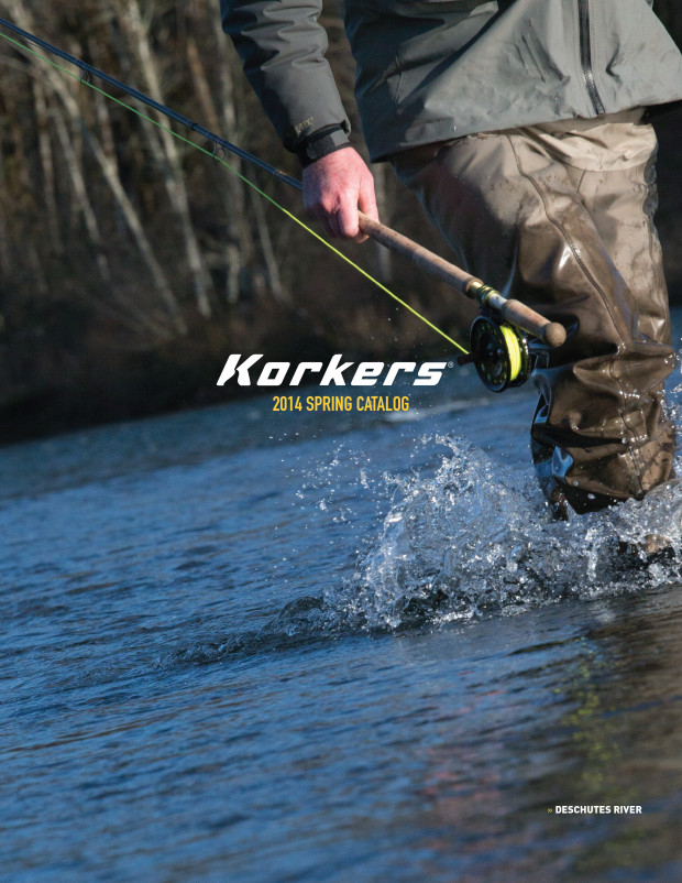 Korkers Digital Catalog Spring 14-1_COVER