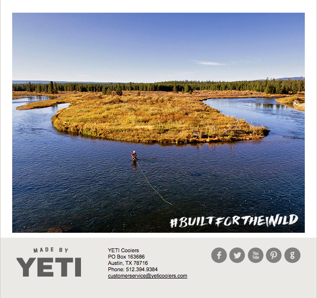 Yeti_BuiltFortheWild_ Doug McKnight Mailer