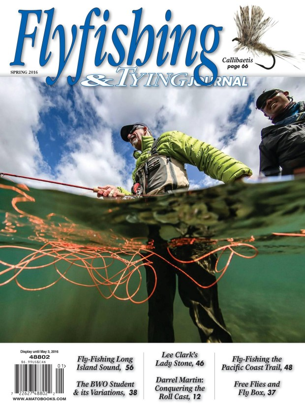 Flyfishing and Tying Journal_Spring Cover 2016