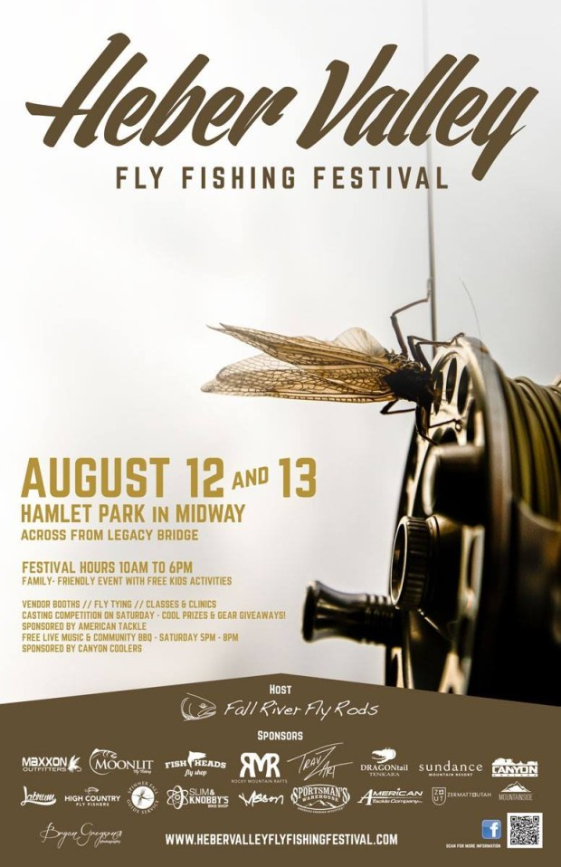 Heber Valley Fly Fishing Festival_flyer 2016