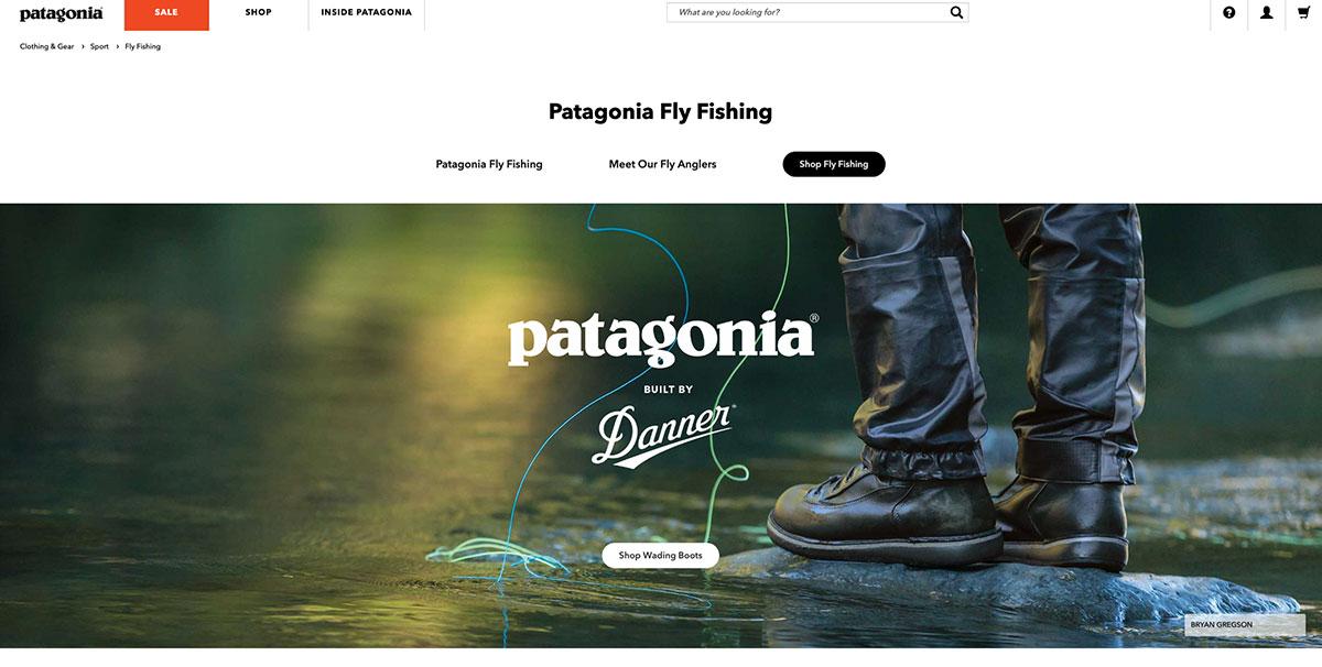 PATAGONIA | DANNER BOOT 2019 - Bryan