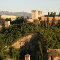 Granada, last stronghold of the Moors in Spain