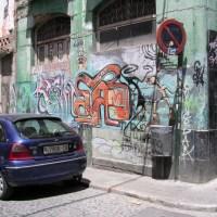 Photos of Granada - graffiti