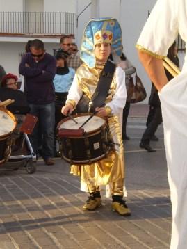 Egyptian drummer II