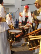 Egyptian drummers