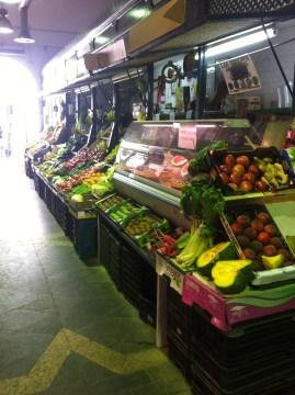 The Market in calle Feria