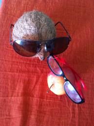 Mr Coconut meets Miss Apple