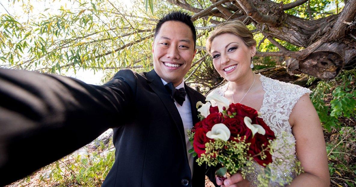 Rose Garden Destination Wedding Duluth