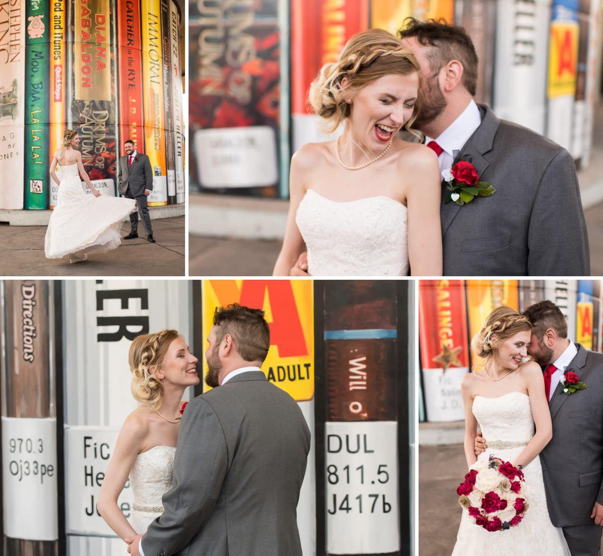 Lex and Maddie's wedding pics.