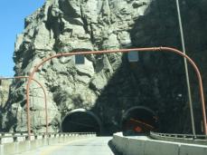 Random tunnel entrance