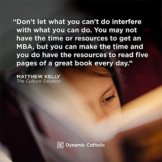 Matthew Kelly Quote