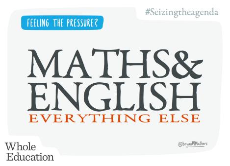 Maths and English