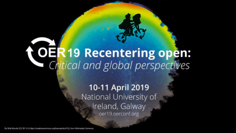 OER19 revisited