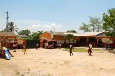 Institución Educativa de Santa Ana.
