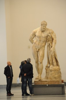 Hercules in Naples Archaeology Museum