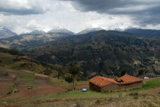 """Fields near Huaraz, Peru, from """"Take as Many Pictures as You Can"""""""