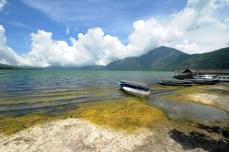 Lake Batur, Bali.