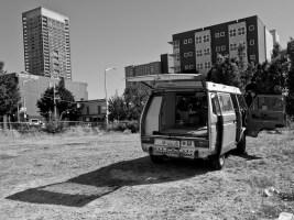 It's a Van
