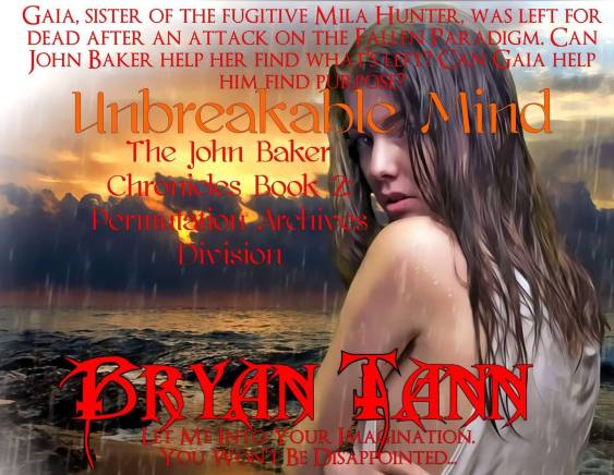 Unbreakable Mind by Bryan Tann