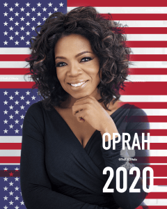 Oprah Winfrey? Running for President? Opinions on BryanTann.com